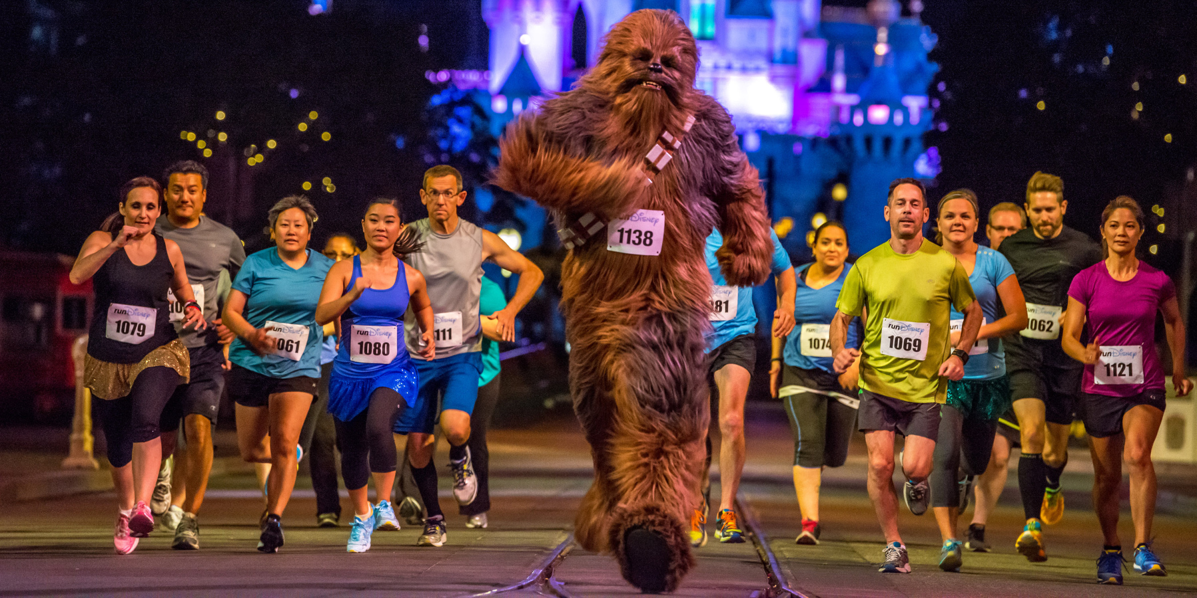 star wars running