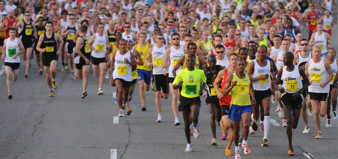 U.S. Olympic Marathon Trials Field